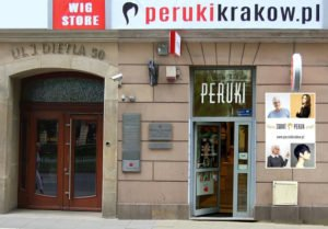 peruki Kraków